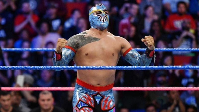 The Sin Cara character has been in WWE since 2011