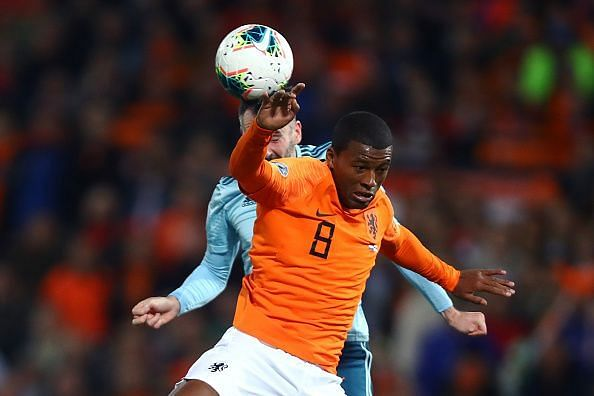 EURO Qualifiers 2020: Northern Ireland vs Netherlands ...