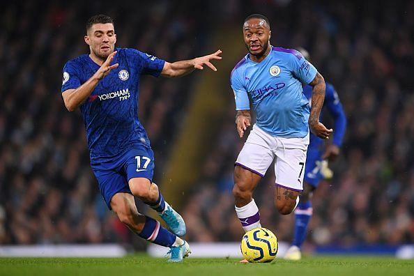 Manchester City v Chelsea FC - Premier League
