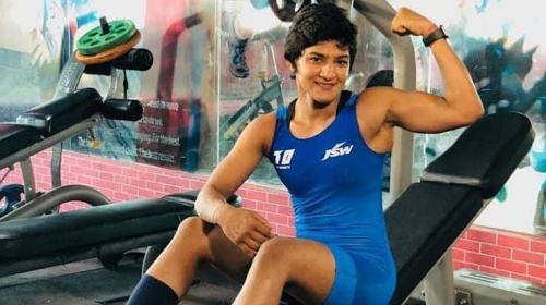 Ritu Phogat belongs to a family of amateur wrestlers