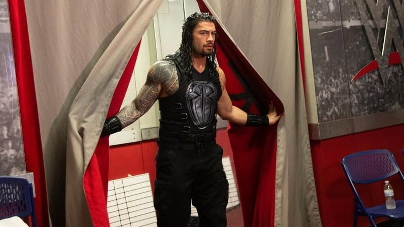 Roman Reigns is one of WWE