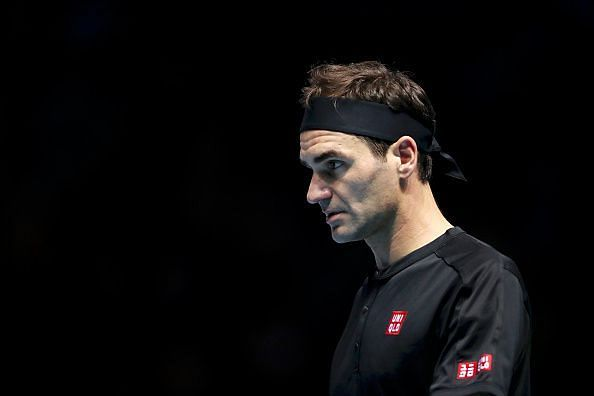 Roger Federer has his work cut out, as he faces Djokovic at the Nitto ATP Finals