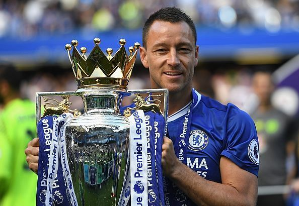 Chelsea' greatest captain, and arguably their greatest player