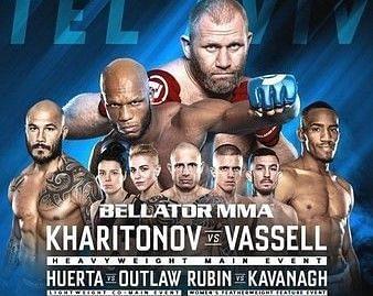 Bellator 234: Kharitonov vs Vassell