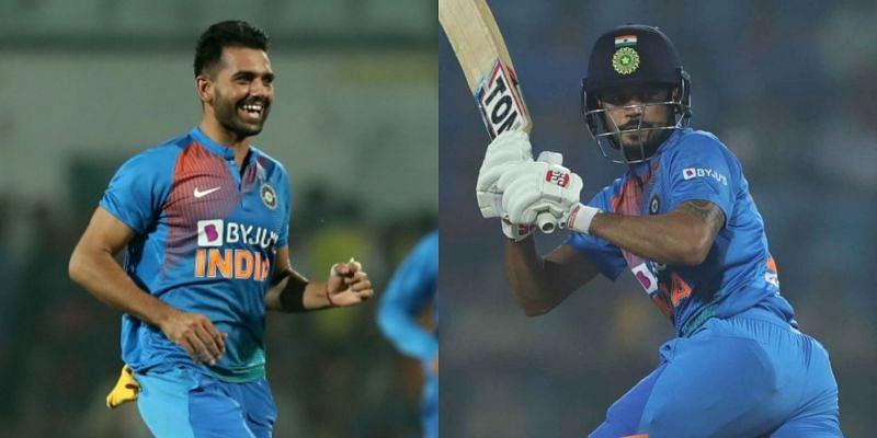 दीपक चाहर और मनीष पांडे का घरेलू टी20 टूर्नामेंट में बेहतरीन प्रदर्शन