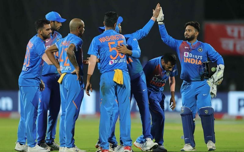 भारतीय टीम ने टी20 सीरीज में वापसी की