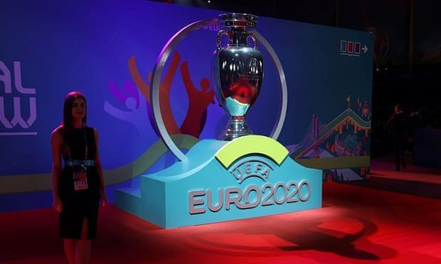 The draw for the 24 teams took place today in Bucharest