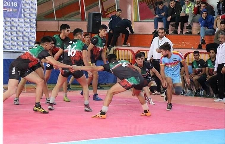 Iran will host the 1st ever Junior Kabaddi World Cup.