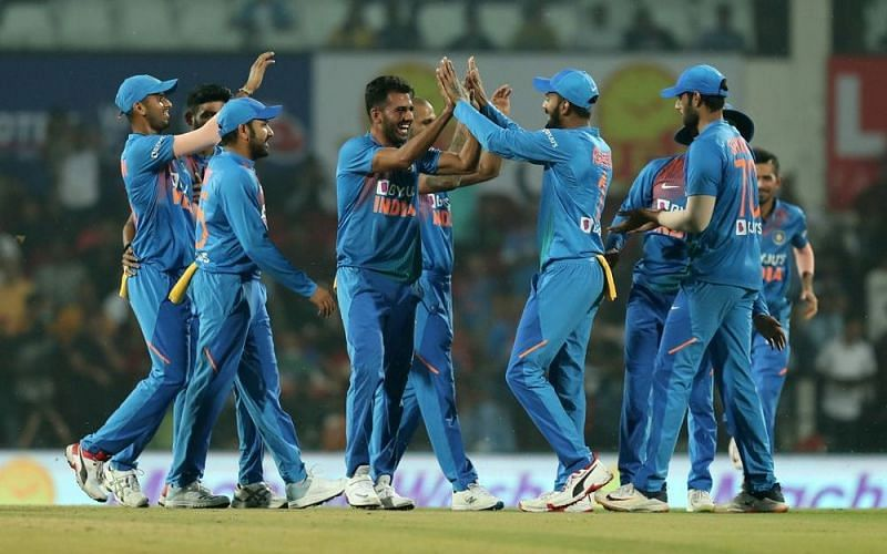 भारत ने नागपुर टी20 में बांग्लादेश को हराया (Photo: BCCI)
