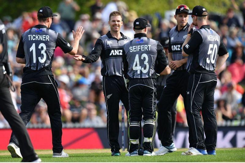 न्यूजीलैंड ने 5 मैचों की सीरीज में 2-1 से बनाई बढ़त