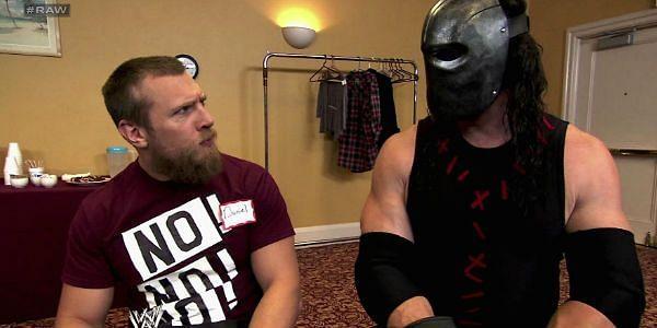 Kane and Daniel Bryan; Wrestling