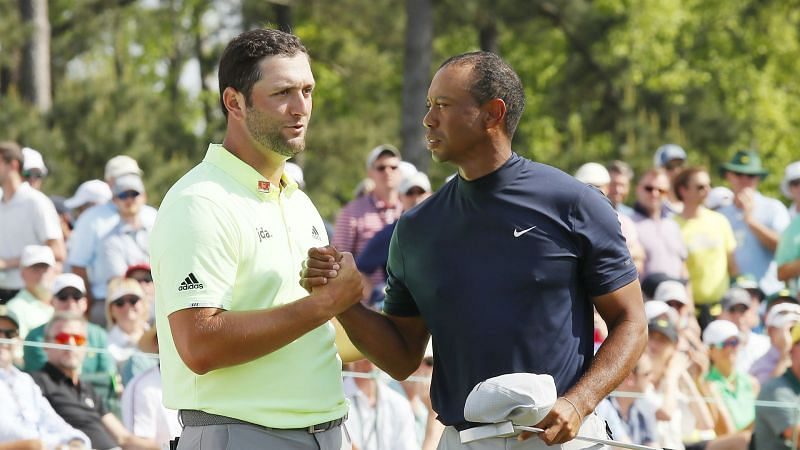 Matching Nicklaus' major record not beyond Tiger - Rahm