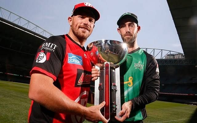 Melbourne Renegades v Melbourne Stars played in the summit clash last season