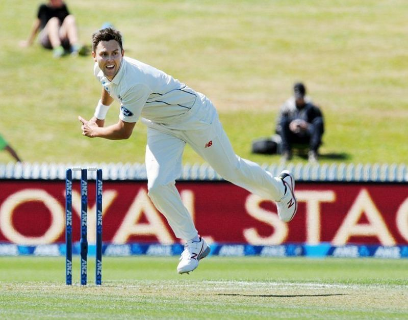 With 458 wickets, Boult is the fifth highest wicket-taker this decade