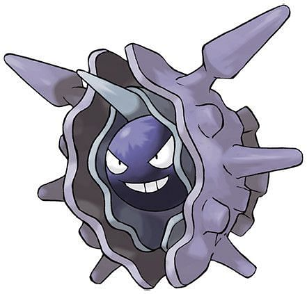 Cloyster.