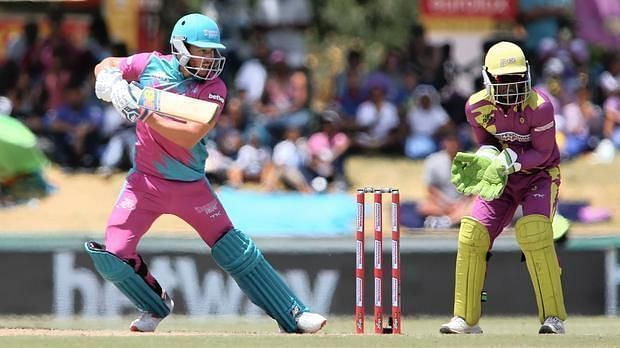 David Miller is the highest-scoring player for the Durban Heat in the Mzansi Super League 2019