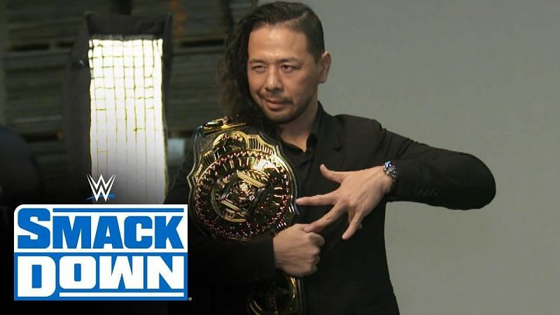 Who could be getting a title shot?