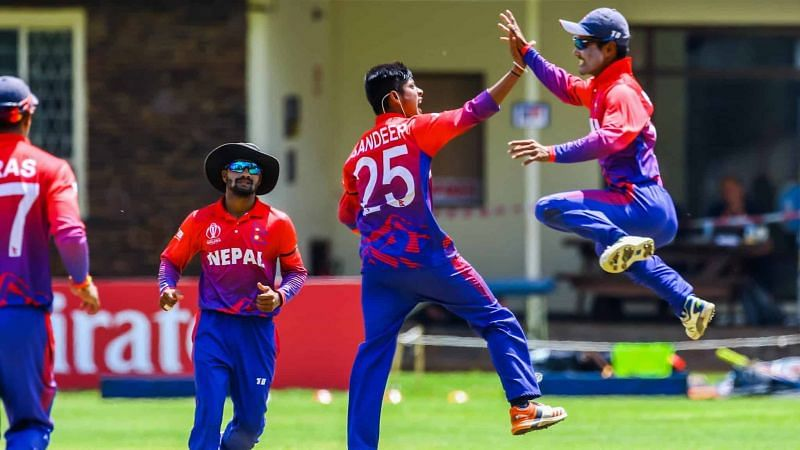 The hosts Nepal have lost their opening match against the Sri Lanka U-23 match