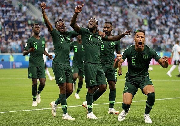 4 Successful Nigerian Players in European Leagues