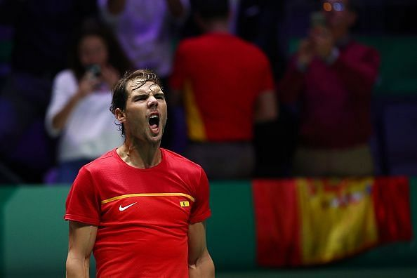 Spain is fresh off a Davis Cup win and will be the clear favourites for the title.