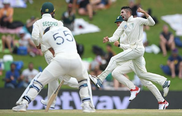 South Africa have opened their account in the ICC World Test Championships.