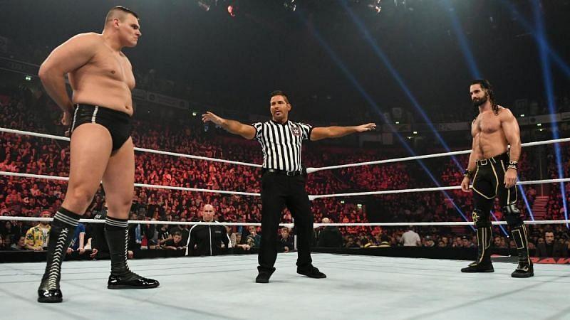 Walter was a part of the NXT Invasion prior to Survivor Series.