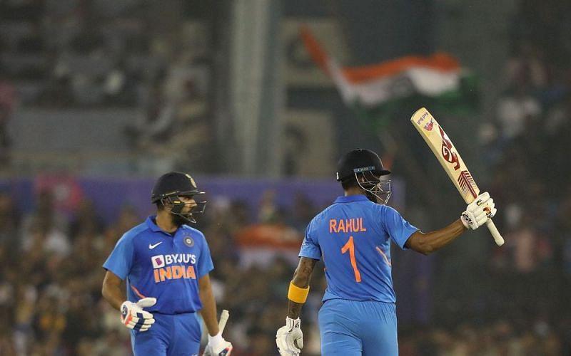 सलामी बल्लेबाजों का एक बार फिर बेहतरीन प्रदर्शन (Photo-Bcci)