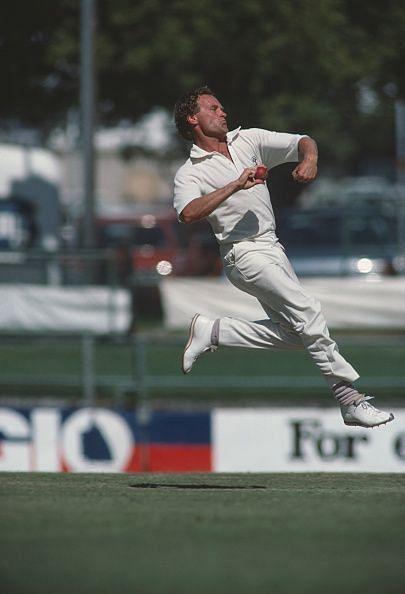 Rodney Hogg.