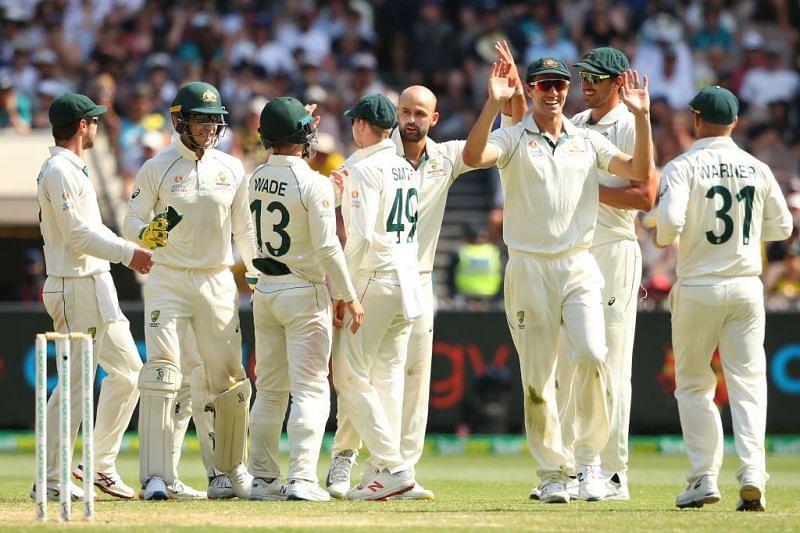 ऑस्ट्रेलिया की जबरदस्त जीत