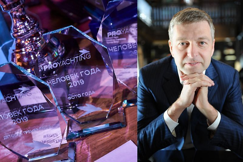 Dmitry Rybolovlev and team bags another Proyachting Award