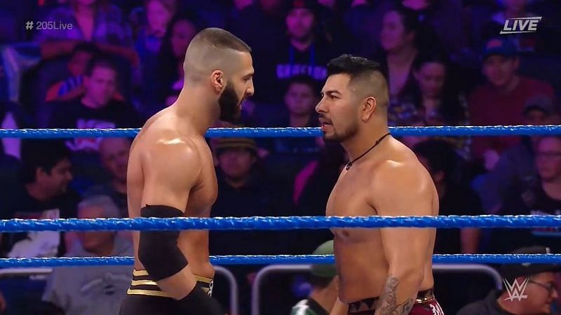 Raul Mendoza looked to pick up another impressive win against a 205 Live vet