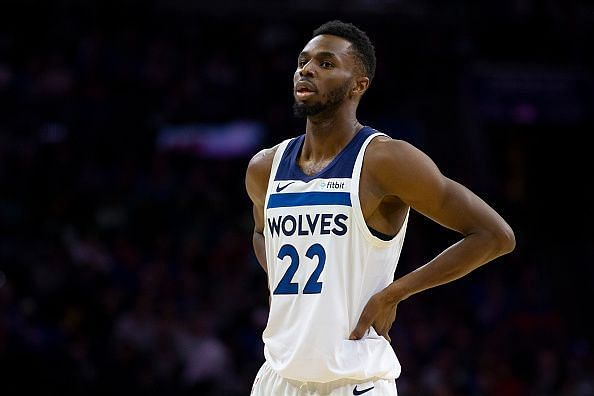 Andrew Wiggins has come out of nowhere to prove himself let