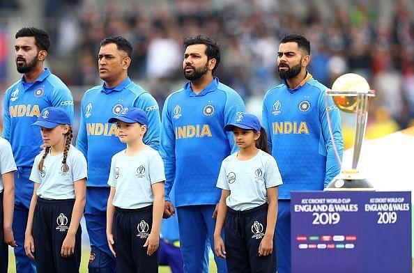 India v New Zealand - ICC Cricket World Cup 2019 Semi-Final India v Pakistan - 2015 ICC Cricket World Cup