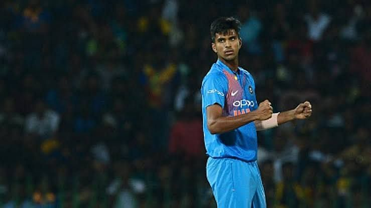 Washington Sundar has impressed with the ball so far (Credits: Hindustan Times)