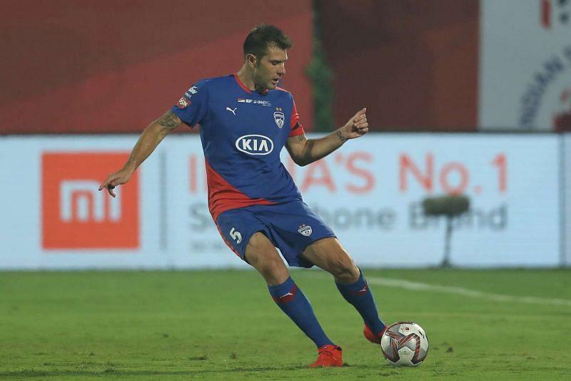 Juanan Gonzalez has been a key part of Bengaluru FC