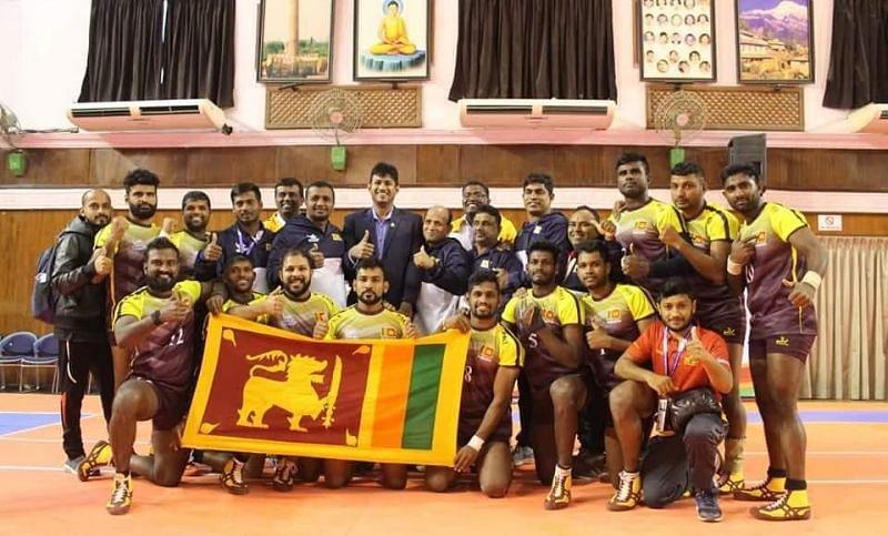 Sri Lankan men