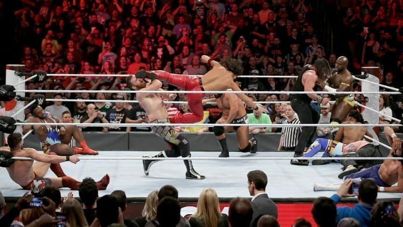 The Royal Rumble is just around the corner.