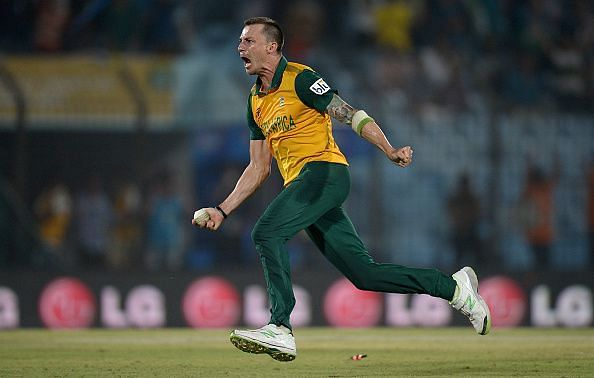 Dale Steyn has been unstoppable in MSL 2019