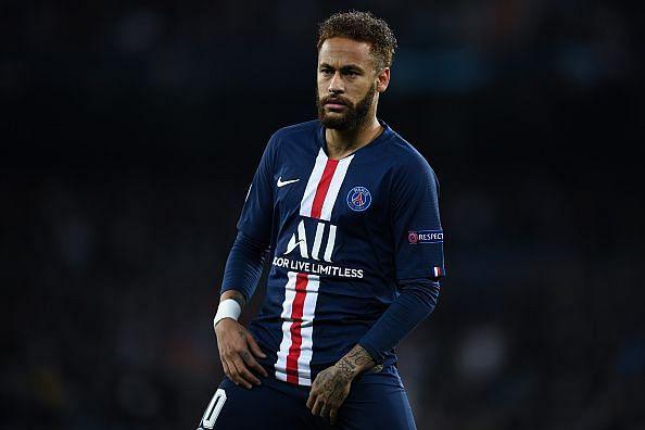 Neymar will always be crucial for PSG