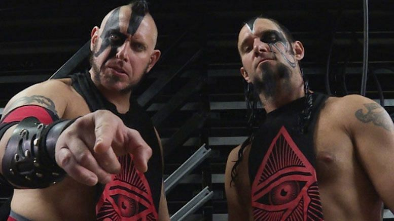 The Ascension were recently released by WWE
