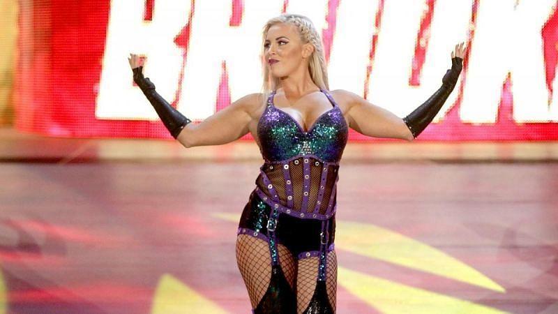 Will Dana Brooke be next to go?