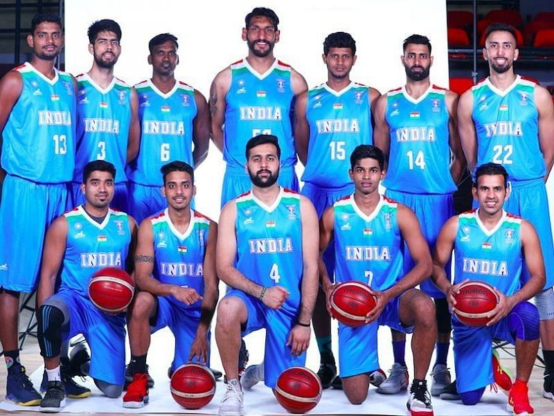 What does the future hold for Indian basketball? [Image: BFI Twitter]