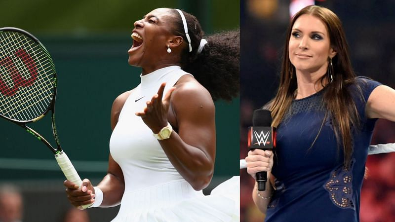 Stephanie McMahon has expressed a desire to see Serena Williams in WWE