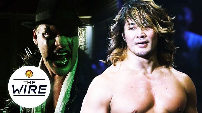 Chris Jericho and Hiroshi Tanahashi will square off at the Tokyo Dome