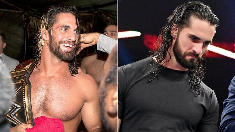Seth Rollins is one of WWE