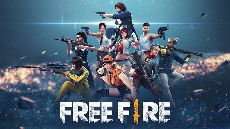 Free Fire is character based Battle Royale
