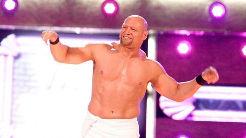 Val Venis had a unique gimmick in WWE