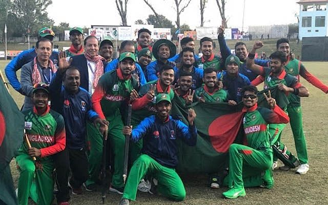 Bangladesh U-23 Men