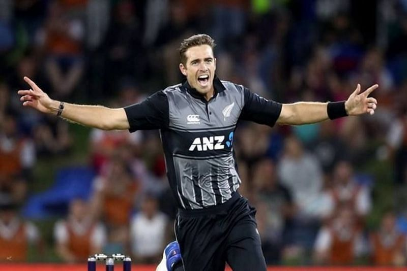 Southee has developed into a fine old ball bowler with increased variations and reverse swing