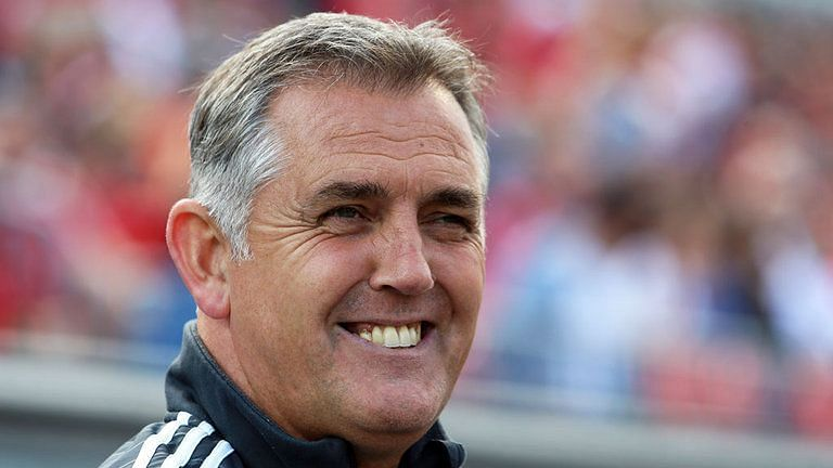 Owen Coyle has the responsibility of guiding Chennaiyin through a difficult patch in the ISL
